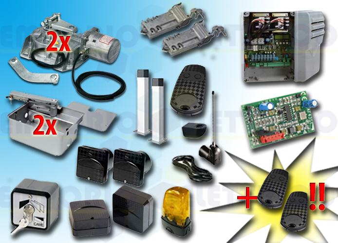 came kit automation 001frog-a24e frog-a24e 24v type 4