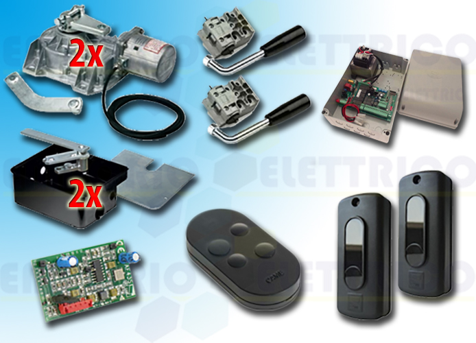 came automation kit frog-a 230v 001u1901 u1901 u1901ml