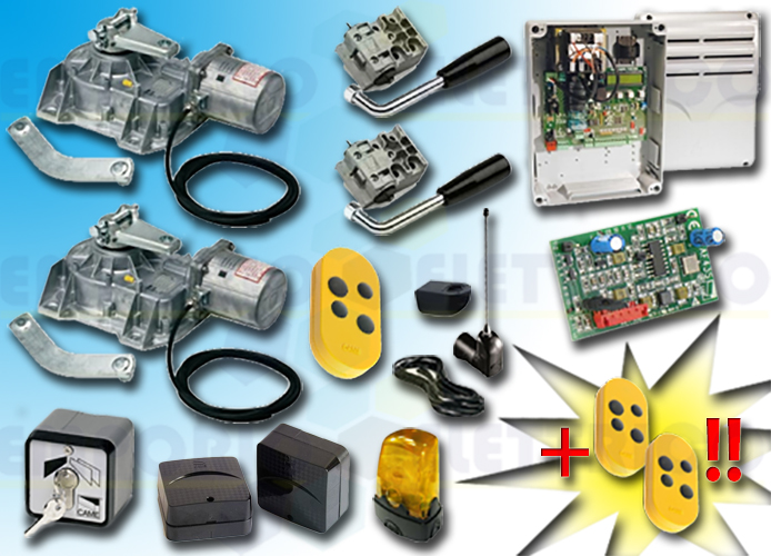 came kit automation 001frog-a frog-a 230v type 1D