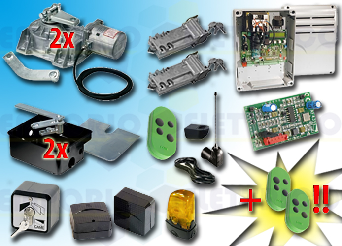 came kit automation 001frog-a frog-a 230v type 2E
