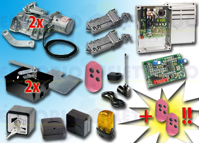 came kit automation 001frog-a frog-a 230v type 2F