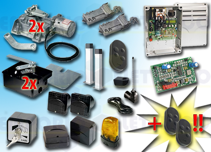 came kit automation 001frog-a frog-a 230v type 3C