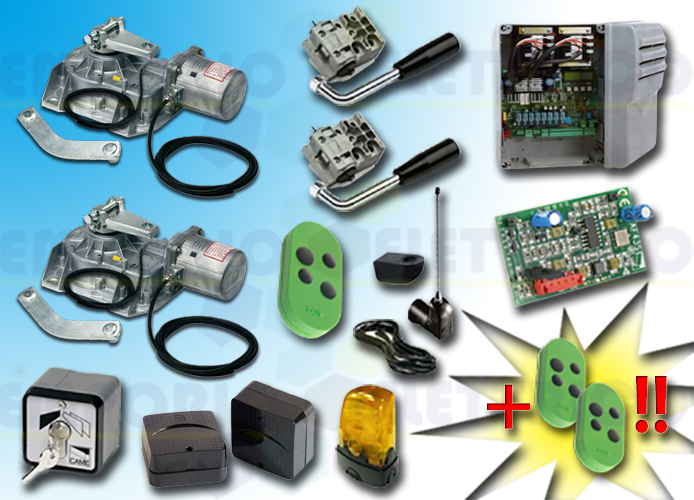 came kit automation 001frog-a24e frog-a24e 24v type 1E