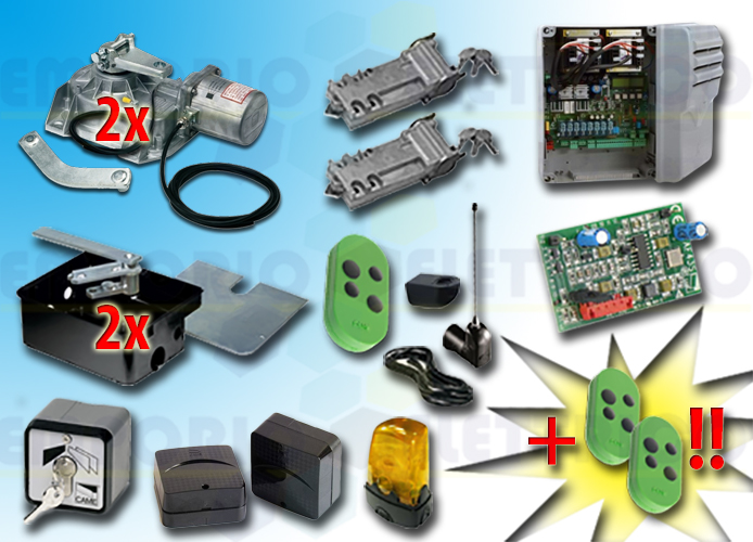 came kit automation 001frog-a24e frog-a24e 24v type 2E
