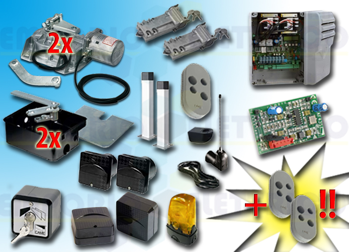 came kit automation 001frog-a24e frog-a24e 24v type 3A