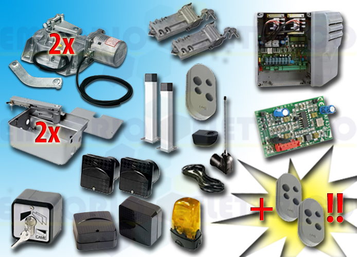 came kit automation 001frog-a24e frog-a24e 24v type 4A