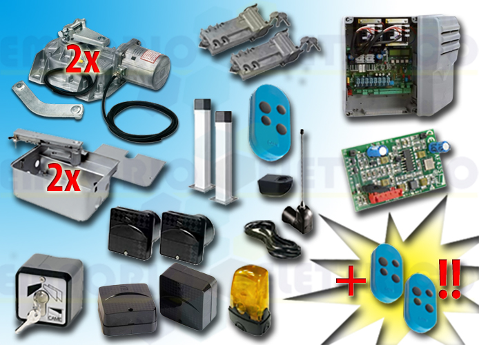 came kit automation 001frog-a24e frog-a24e 24v type 4B