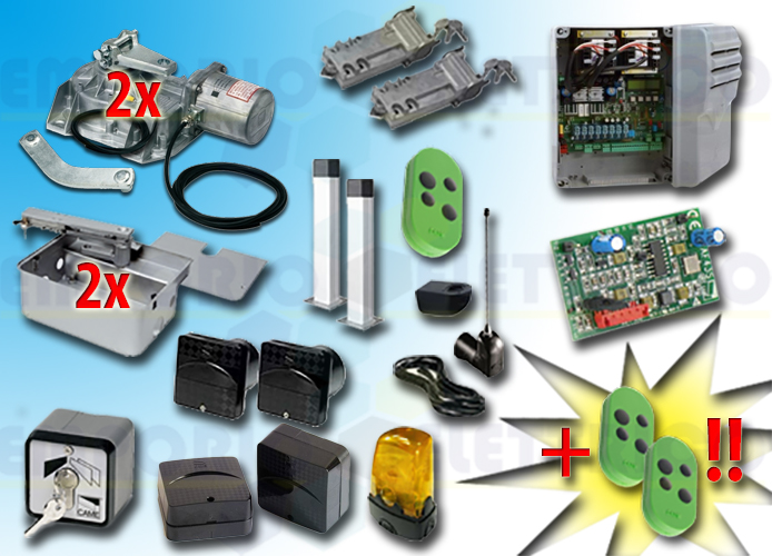 came kit automation 001frog-a24e frog-a24e 24v type 4E