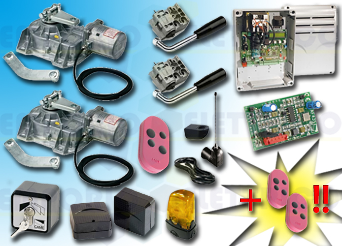 came kit automation 001frog-ae frog-ae 230v type 1F