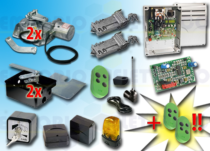 came kit automation 001frog-ae frog-ae 230v type 2E