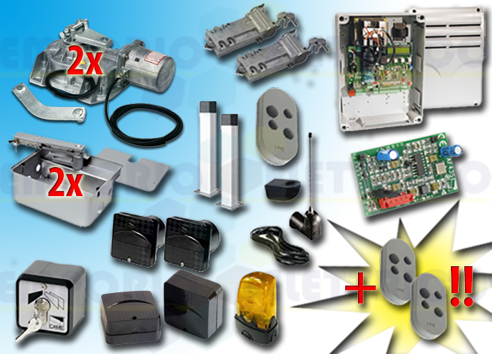 came kit automation 001frog-ae frog-ae 230v type 4A