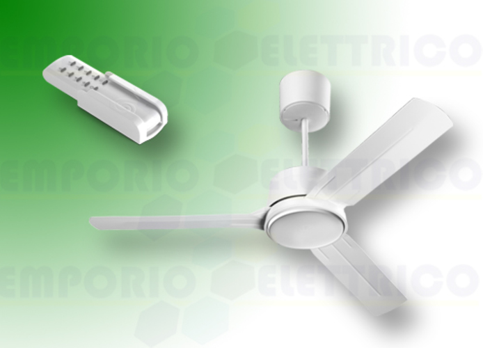 vortice kit ventilatore a soffitto nordik eco 120/48
